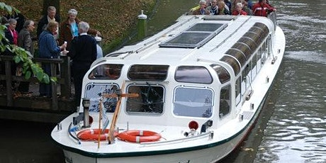 Canal Cruise Utrecht tickets
