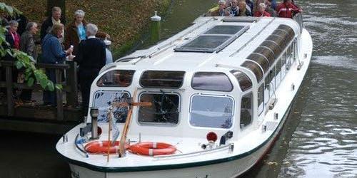 Canal Cruise Utrecht