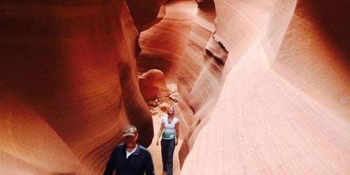 Antelope Canyon & Horseshoe Bend Day Tour