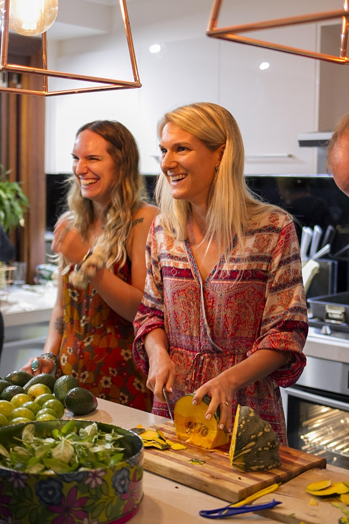 Intimate Plant-Based Cooking Class Gold Coast image