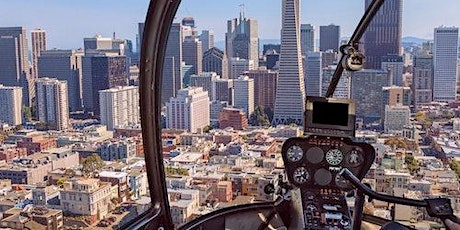 San Francisco Helicopter Experience tickets