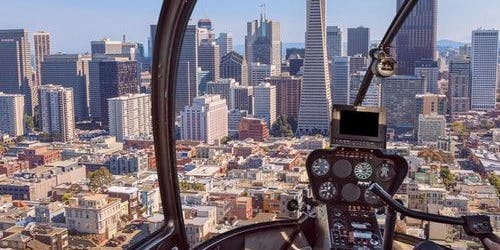 San Francisco Helicopter Experience