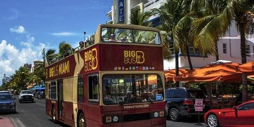 Hop-on Hop-off Bus Miami