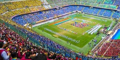 San Siro Stadium + Casa Milan + Open Bus Roundtrip