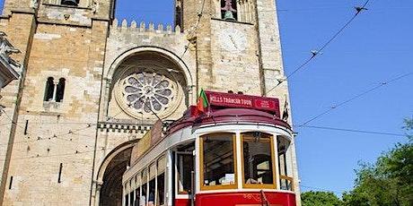 Historic Hills Tram Tour: Hop-on Hop-off bilhetes