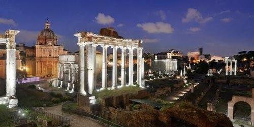 Forum of Caesar Evening Show