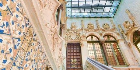 Palau Baró de Quadras: Guided Tour entradas