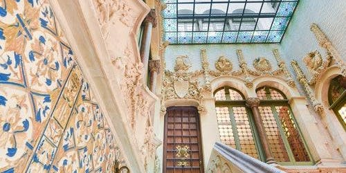 Palau Baró de Quadras: Guided Tour
