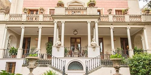 Casa Rocamora: Guided Tour