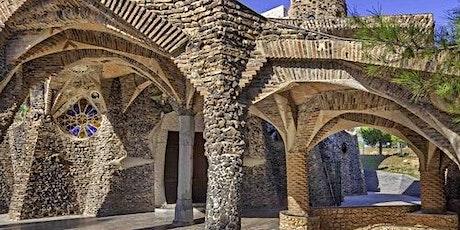 Gaudí's Crypt & Colonia Güell + Audio Guide tickets