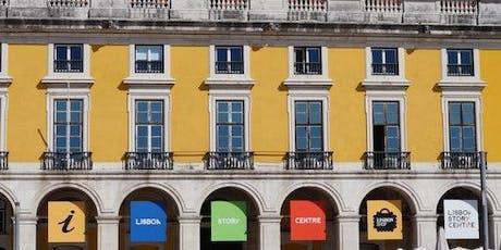 Lisboa Story Centre + Audio Guide bilhetes
