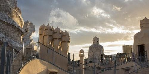 La Pedrera: Exclusive Morning Access