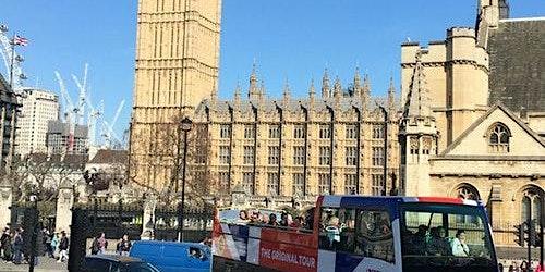 Hop-on Hop-off Open Bus Tour + Tower of London