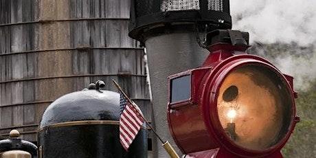 Redwood Forest Steam Train tickets