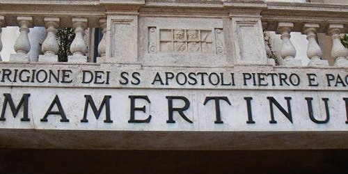 Mamertine Prison + Colosseum, Roman Forum & Palatine Hill: Priority Entrance