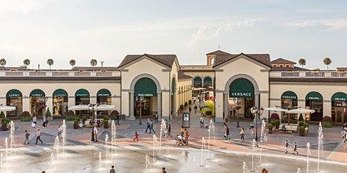 Serravalle Designer Outlet: Roundtrip