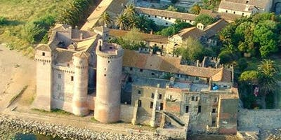 Santa Severa Castle + Museum of Sea and Ancient Navigation + Audio Guide