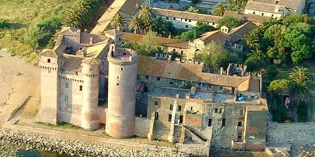 Santa Severa Castle + Museum of Sea and Ancient Navigation + Audio Guide tickets