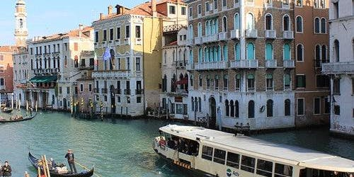 Public transport in Venice: 24 - 72 Hours