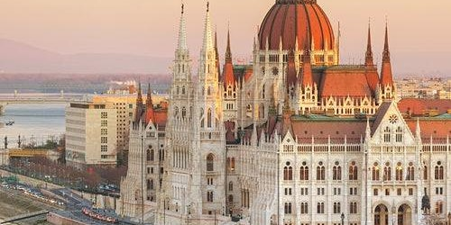 Hungarian Parliament: Exclusive Guided Visit