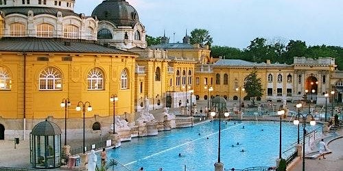 Széchenyi Spa: I Love Spa Package