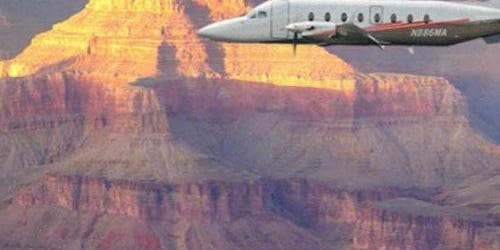 Grand Canyon National Park: Plane Flight + Ground Tour