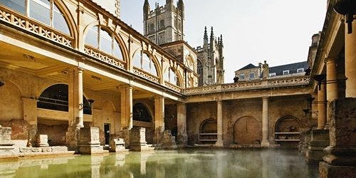 Stonehenge and Roman Baths: Roundtrip from London