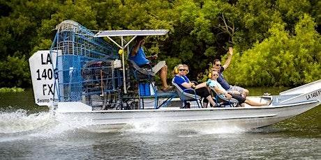 Airboat Swamp Adventure tickets