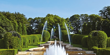 Alnwick Garden tickets