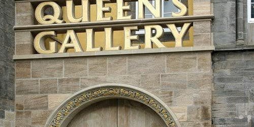 The Queen's Gallery, Palace of Holyroodhouse