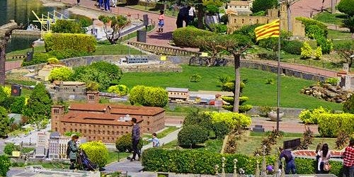 Catalonia in Miniature