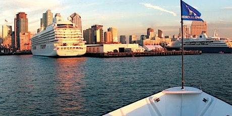 1-Hour San Diego Harbor Cruise & Sea Lion Adventure tickets