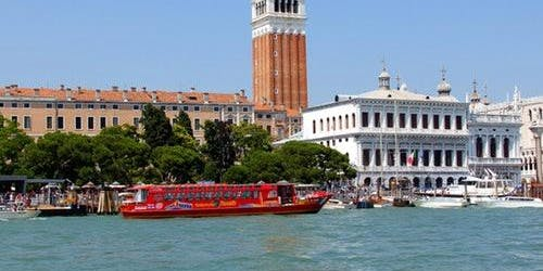 Hop-on Hop-off Boat Venice