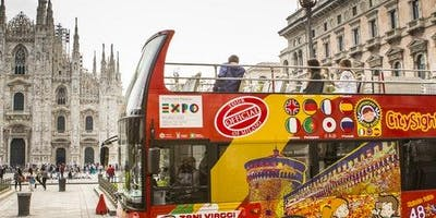 Hop-on Hop-off Bus Milan