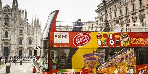 Hop-on Hop-off Bus Milan