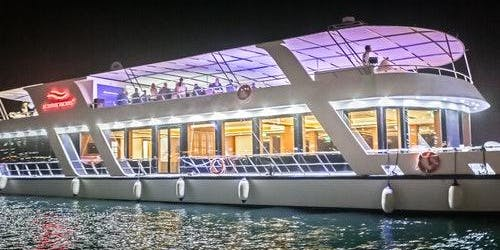 Luxury Marina Dinner Cruise with Live Music
