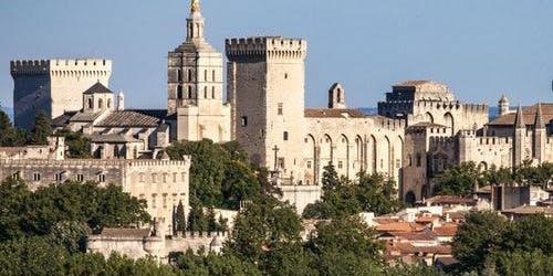 Palais des Papes & Pont d'Avignon: Fast Track