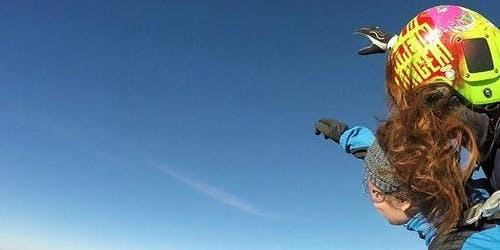 Skydive at the Grand Canyon