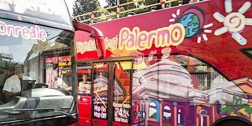 Hop-on Hop-off Bus Palermo