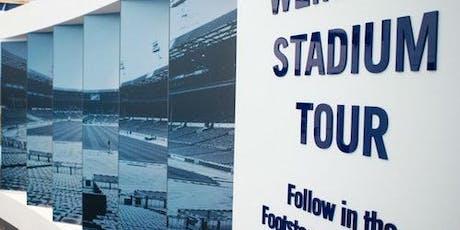 Wembley Stadium Tour tickets