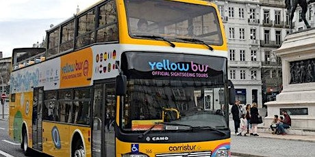 Hop-on Hop-off Bus Porto bilhetes