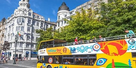 Hop-on Hop-off Bus + River Cruise Porto bilhetes