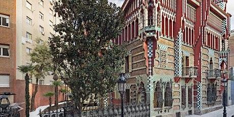 Gaudí's Casa Vicens: Skip The Line tickets