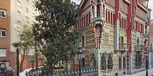 Gaudí's Casa Vicens: Skip The Line