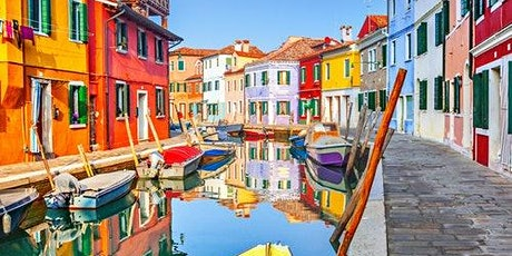 Islands of Murano, Burano and Torcello: Excursion from Venice biglietti