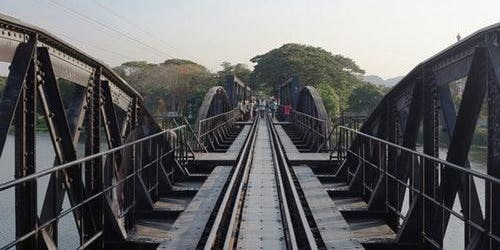 Bridge Over The River Kwai: Full Day Guided Tour from Bangkok