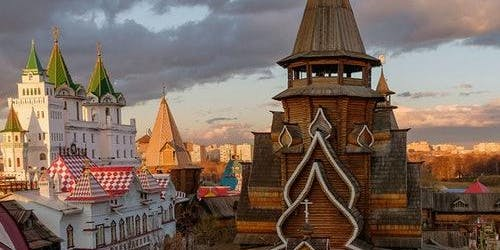 Kremlin Izmailovo Museums: Combo Ticket