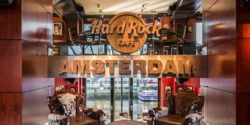 Hard Rock Cafe Amsterdam: Skip The Line