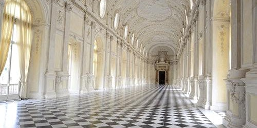 Royal Palace of Venaria + Interactive Map