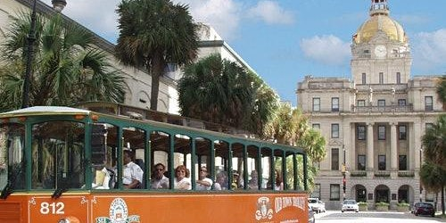 Savannah Old Town Trolley